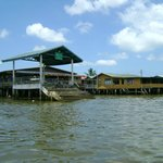 Jetty 17 at Kampong Ayer