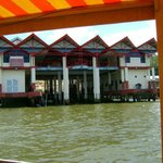 Fire station at Kampong Ayer