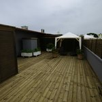 roof public sun deck