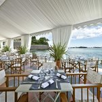 Plage Belles Rives Restaurant