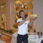 fantastische coctailboy Mohamed