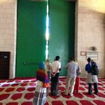 Inside Al-Aqsa Mosqu