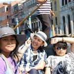Keliling Venice Dgn Water Taxi