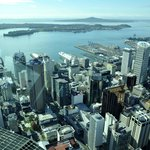 Mercure Hotel from the Sky Tower