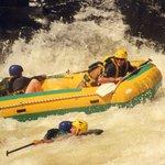 Zambesi river honeymoon rafting!!!