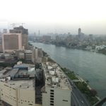 The Fairmont panoramic view..