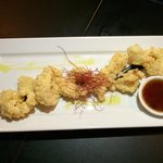 Delicious Calamari with Chilli Threads