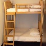 Family Room - children's bunk beds
