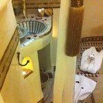 Salle de bain (intégrée à la chambre)