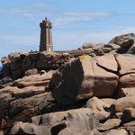 Lighthouse at Ploumanac'h