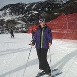 Андора. В  горах