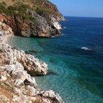 Lo Zingaro Bucht