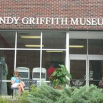 Andy Griffith Museum entrance