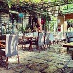 Garden/ Restaurant