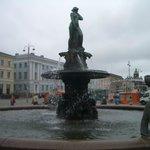 helsinki - fontana parco