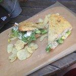 sandwich de compét