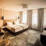 Zimmer BEST WESTERN Hotel Via Regia