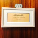 Vivien Chignell must have been a midget to stay in this room