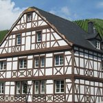 1/2 timbered house