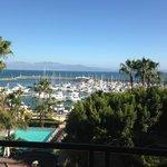 Marina view!