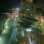 Night view from 16th floor