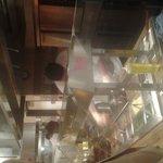 Omelets station