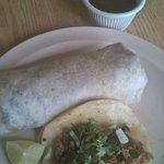 Burrito and Taco Combo