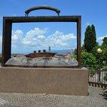 jardins en contrebas de la Piazzale Michelangelo