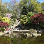 Kyoto Garden, o jardim japonês do Holland Park