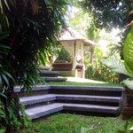 villa's pavillion