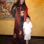 sir david and mykal lee