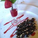 Fig Nougat Dessert