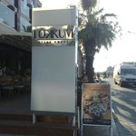 Lokkum Steak House, Kusadasi. Next to Pigeon Island.