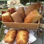 Bread at the Farmer's Market