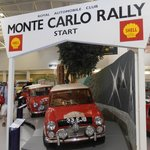 Minis at the Monte Carlo Rally