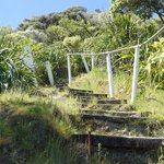 Route to East Cape Lighthouse