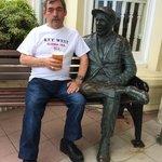 Enjoy a pint in Douglas
