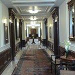Antique corridors