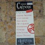 La Cyber Taverne, restaurant crêperie et café culturel à Lacapelle Biron