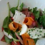 Salad - Serrano Ham