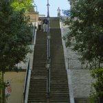 iconic Montmartre steps