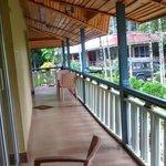 Balcony Of Super Duluxe