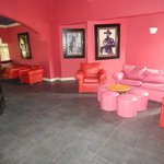 Newly remodeled piano bar areas