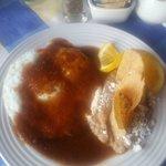 Huevos Rancheros for Breakfast...delightful!