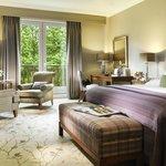 Deluxe Guest Rooms