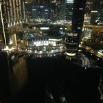 Night time view from 24th floor