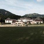 Vista dalla club house del Golf