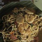 the noodle I ate at Pasar Ramai