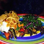 Yummy Yemanja Veggie Burger