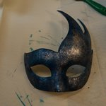One of our own masks - work in progress